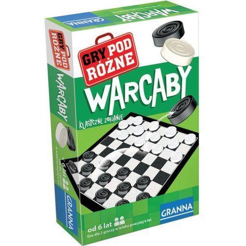 Warcaby (wersja podróżna) marki Cayro