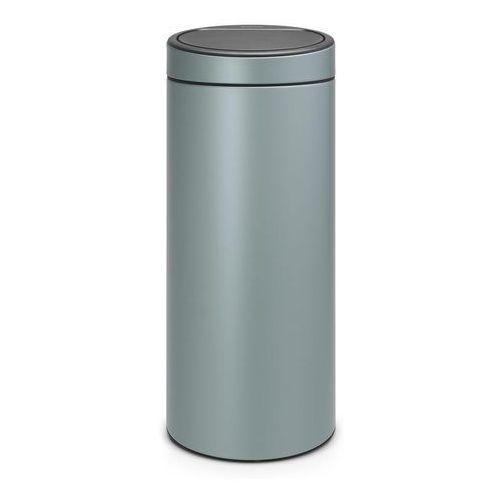Kosz na śmieci touch bin new 30l metalic mint marki Brabantia