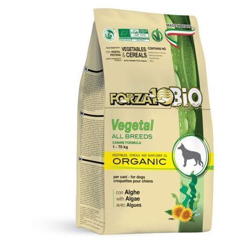 bio logic all breeds vegetal dla psa: waga - 10 kg dostawa 24h gratis od 99zł marki Forza10