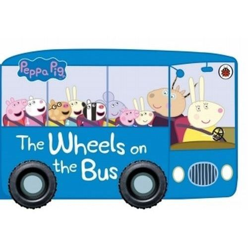 Peppa Pig The Wheels on the Bus - (9780241294598)