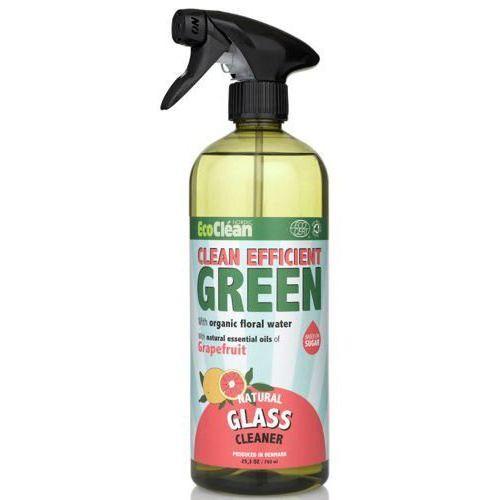 Eco clean nordic Grejpfrutowy płyn do do mycia szyb i luster w sprayu 750ml