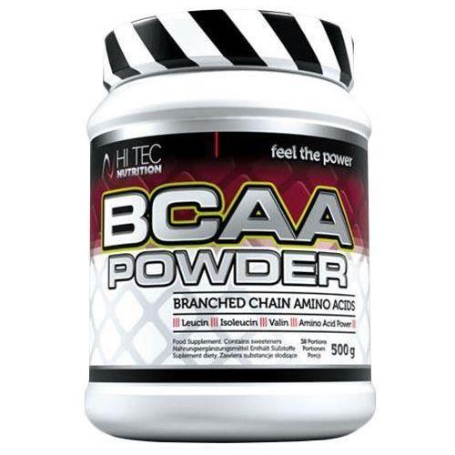 Hi-Tec BCAA Powder 500g - lemon (5907534282641)