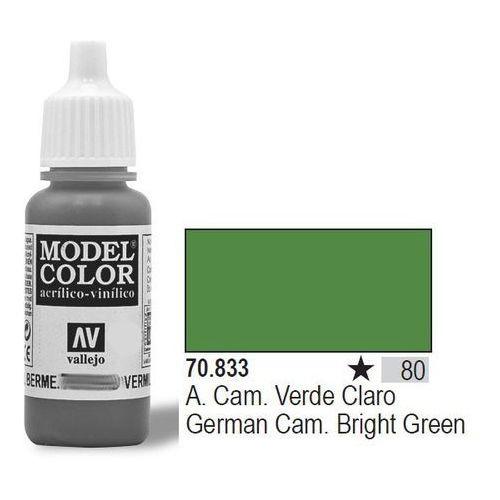 Vallejo farba nr80 light green 17mlglaze