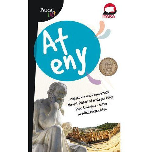 Ateny - Pascal Lajt 2015 - Wysyłka od 3,99 - porównuj ceny z wysyłką, książka w oprawie miękkej