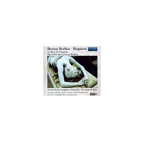 Oehms classics Requiem op. 5 / la mort de cleopatre / ouverture du carnaval romain op. 9 (4260034869066)