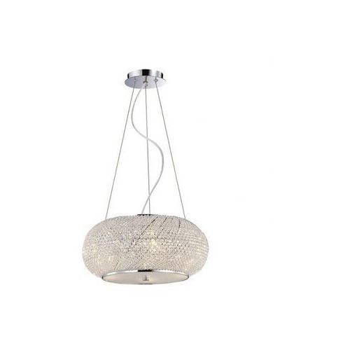 Lampa wisząca PASHA' SP10 CROMO, kolor Srebrny