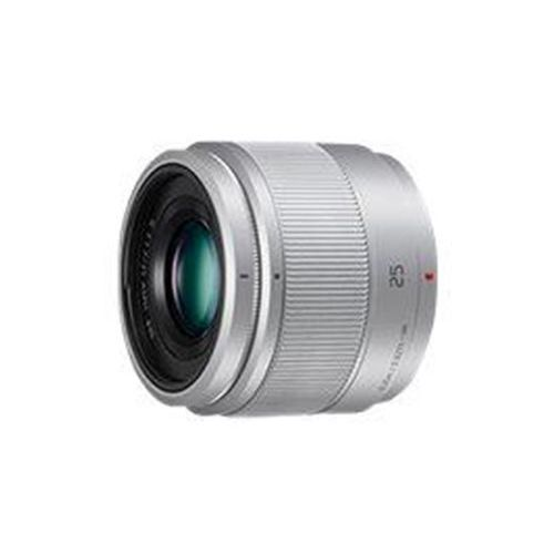 Panasonic H-H025E 25 mm f/1,7 ASPH (srebrny) - produkt w magazynie - szybka wysyłka! (5025232835133)