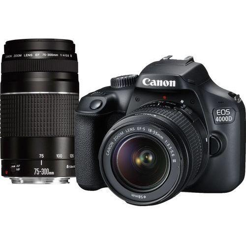 Canon EOS 4000D. Najniższe ceny, najlepsze promocje w sklepach, opinie.