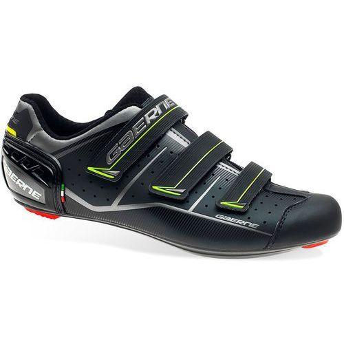 g.record buty czarny us 10,5 | 45 2019 buty rowerowe marki Gaerne