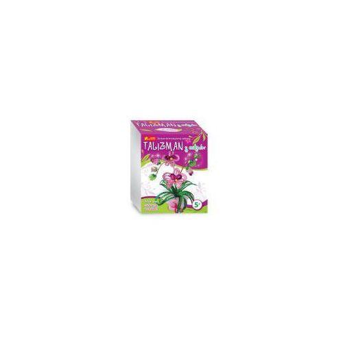Ranok-creative Talizman. kwiatki z cekinów. orchidea (4823076122140)