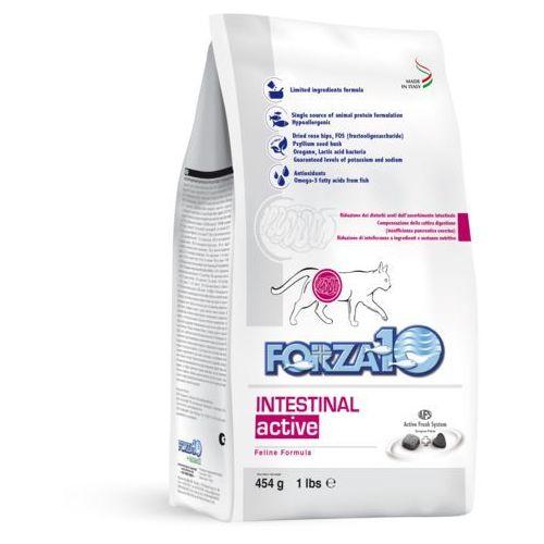 Forza10 Intestinal Active dla kota: waga - 454 g DOSTAWA 24h GRATIS od 99zł