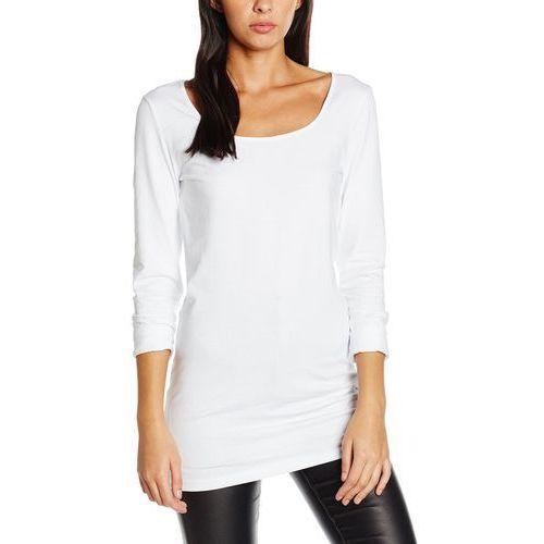 Vero moda Bluzka z długim rękawem dla kobiet, kolor: biały (bright white), rozmiar: 34 (rozmiar producenta: xs)