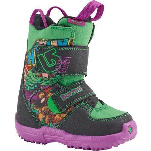 chłopięce buty BURTON - Marvel Mini - Grom Hulk Smash! (198) rozmiar: 30