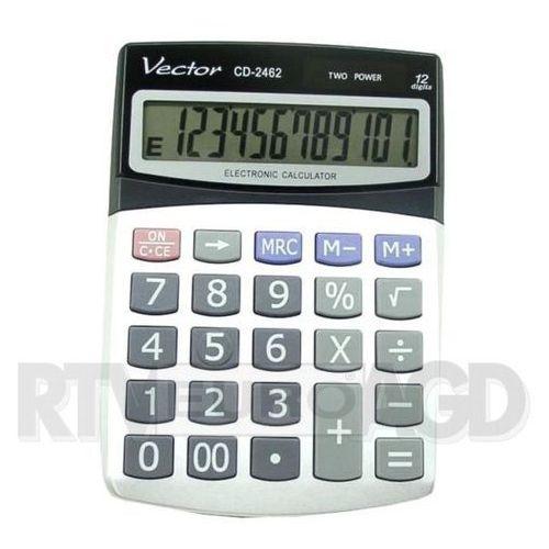 OKAZJA - Kalkulator VECTOR CD-2462 - produkt z kategorii- Kalkulatory