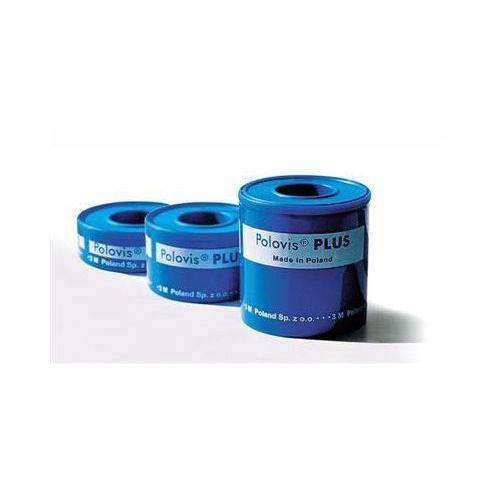 Viscoplast-3m Przylepiec tkaninowy viscoplast polovis, 12,5mmx5m, biały (5902658076442)
