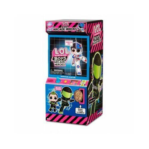 Mga Figurka l.o.l. surprise arcade heroes 1 sztutka