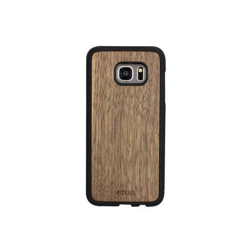 Samsung Galaxy S7 Edge - etui na telefon Wood Case - orzech amerykański