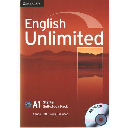 English Unlimited Starter Workbook (zeszt ćwiczeń) with DVD-ROM (2010)