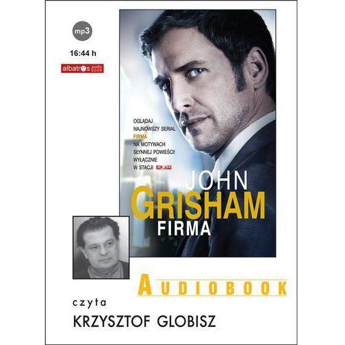 Firma. Książka Audio Cd Mp3, John Grisham