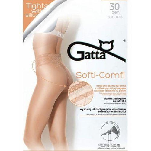 softi-comfi 30 den rajstopy marki Gatta