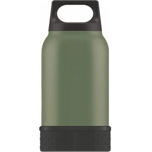 SIGG - TERMOS Food Jar Brushed z miską i łyżką zielony