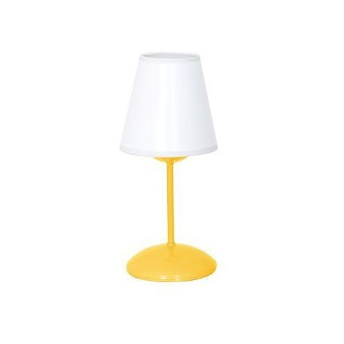Lampka nocna 1xe14/60w/230v żółta marki Decoland