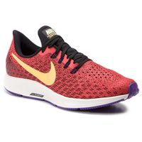 Nike Buty - air zoom pegasus 35 942851 603 university red/amarillo/black