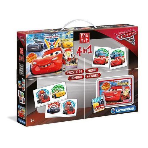 Clementoni Edukit 4 w 1 cars - (8005125137107)