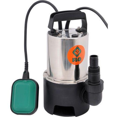 Pompa zatapialna do wody brudnej ze stali nierdzewnej 550w / 79896 / FLO - ZYSKAJ RABAT 30 ZŁ (5906083798962)
