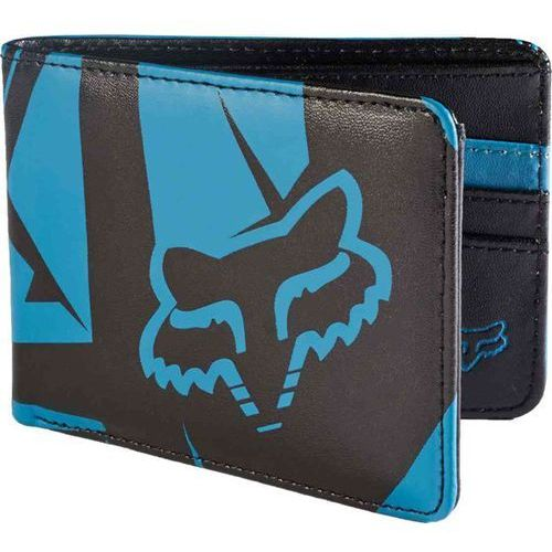 portfel FOX - Fracture Badlands Pu Wallet Maui Blue (551)