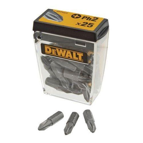Zestaw bitów DeWalt PH2 25 szt. (5035048535219)