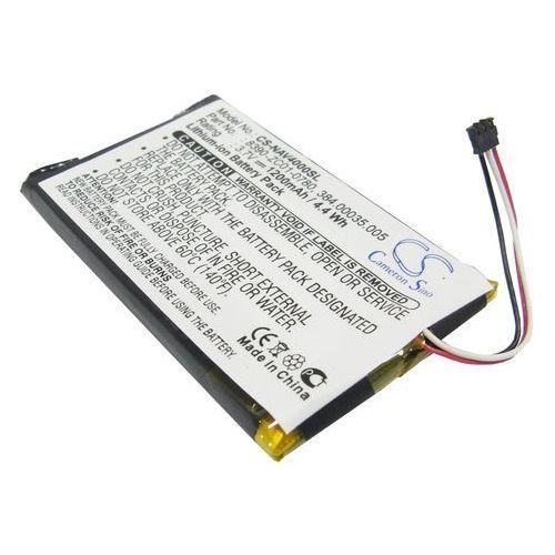 Navigon 40 Easy / 8390-ZC01-0780 1200mAh 4.44Wh Li-Polymer 3.7V (Cameron Sino) (4894128038993)