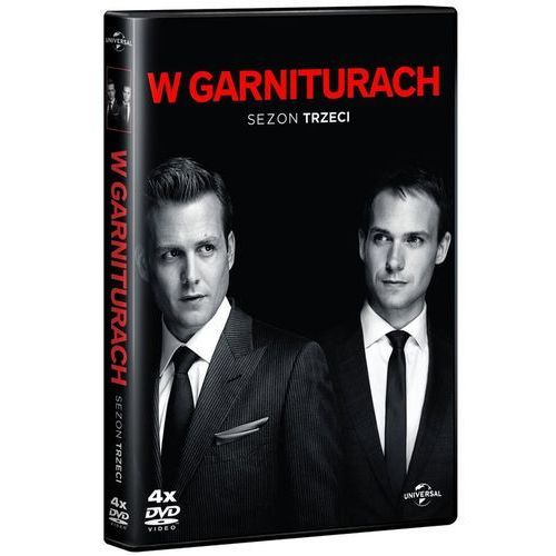W garniturach. Sezon 3 [4DVD] (film)