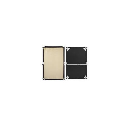 Fomei Materiał - gold-silver/black 150x200 do quick-clap panel
