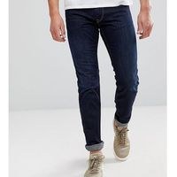 anbass slim jeans darkwash - navy marki Replay