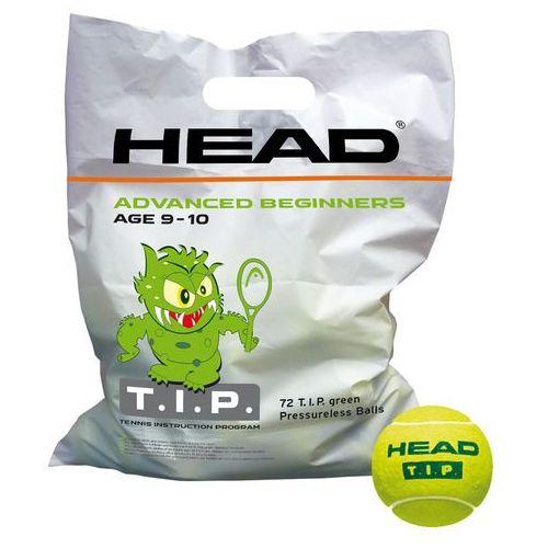 t.i.p. green polybag - 72 szt. marki Head