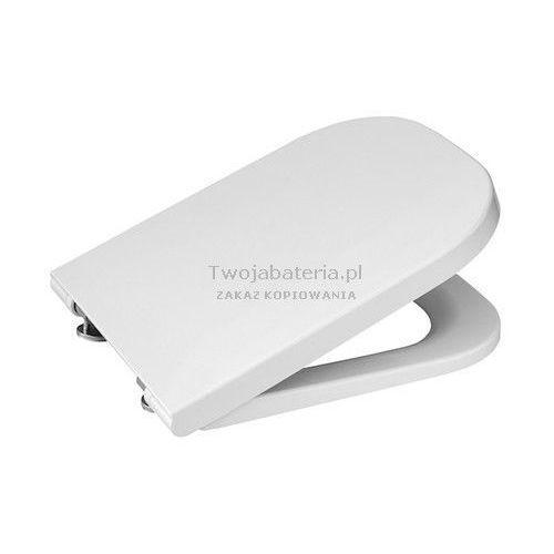 Roca gap deska wc duroplast wolnoopadająca z funkcją łatwego wypinania a80148200u