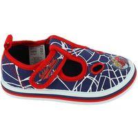 Disney by Arnetta buty chłopięce Spiderman 22 czerwony/niebieski