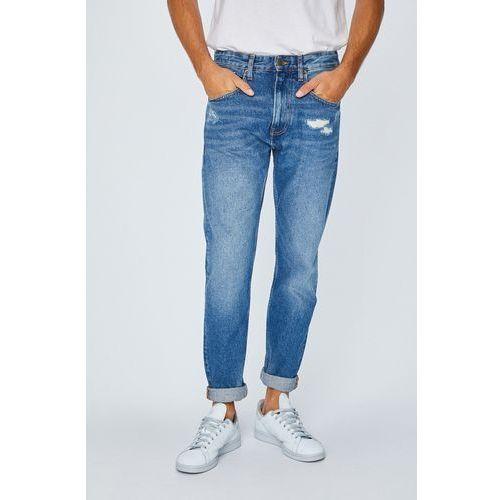- jeansy modern marki Tommy jeans