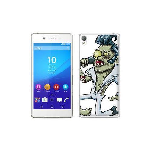 etuo Fantastic Case - Sony Xperia Z3+ - etui na telefon Fantastic Case - elvis zombie