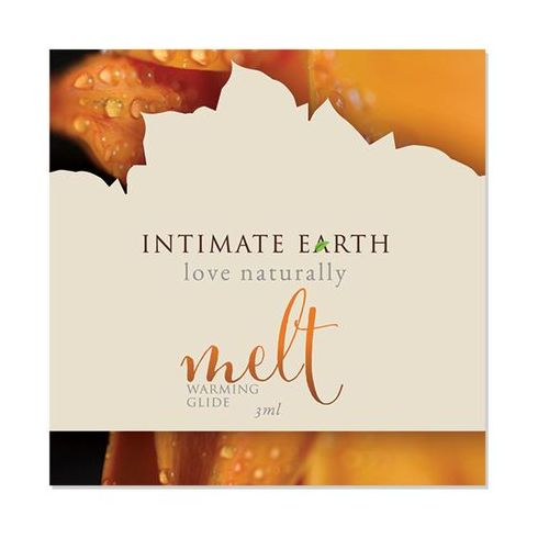 Próbka 3ml - Lubrykant rozgrzewający - Intimate Organics Melt Warming Lubricant