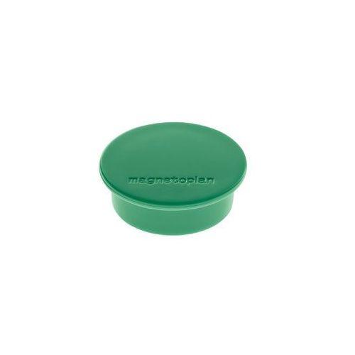 Magnesy Discofix Color 2.2kg 40x13mm 10szt zielony (4013695010854)