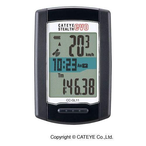 Licznik rowerowy CatEye STEALTH EVO (4990173026777)