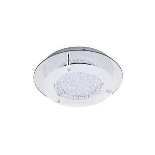 Rabalux Plafon lampa sufitowa marion 1x12w led chrom 2446 (5998250324463)