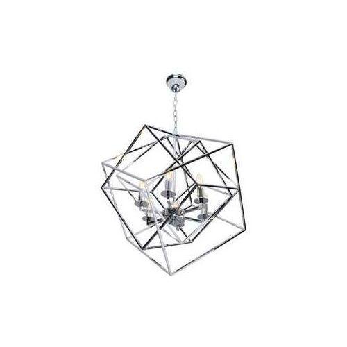 Lampa wisząca Maxlight Andora P0327 oprawa 6x40W E14 chrom (5903351002974)