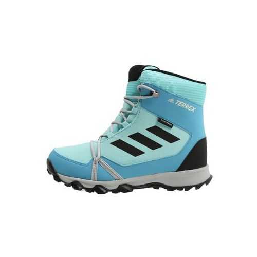 adidas Performance TERREX SNOW Śniegowce aqua/black/vapor blue (4058025792598)