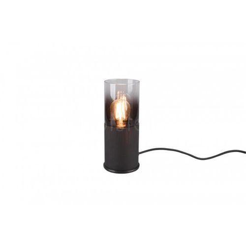 Lampa stołowa Trio Leuchten ROBIN Czarny, 1-punktowy - skandynawski - Obszar wewnętrzny - ROBIN - Czas dostawy: od 3-6 dni roboczych (4017807427240)