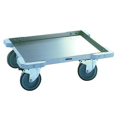 Wózek platformowy do koszy 500x500 mm   , bc-55 marki Edenox