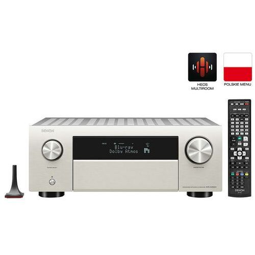 avr-x4500h amplituner kina domowego 9.2 wifi, airplay, heos marki Denon