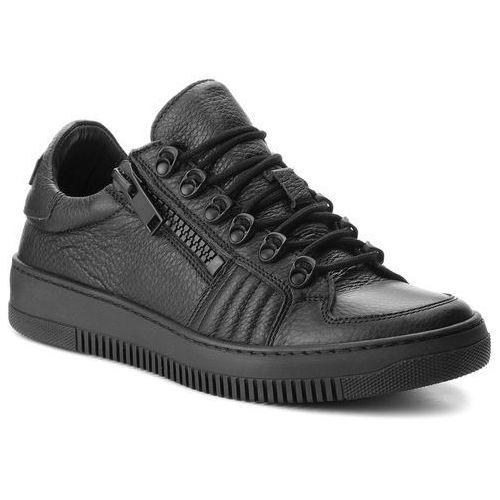 Sneakersy ANTONY MORATO - MMFW01038-LE300002 Black 9000, w 6 rozmiarach